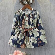 Verão nova moda bebê dos desenhos animados Minnie vestido da menina de suspender ocasional solto lotus gola sem mangas Vestido de Praia(China)
