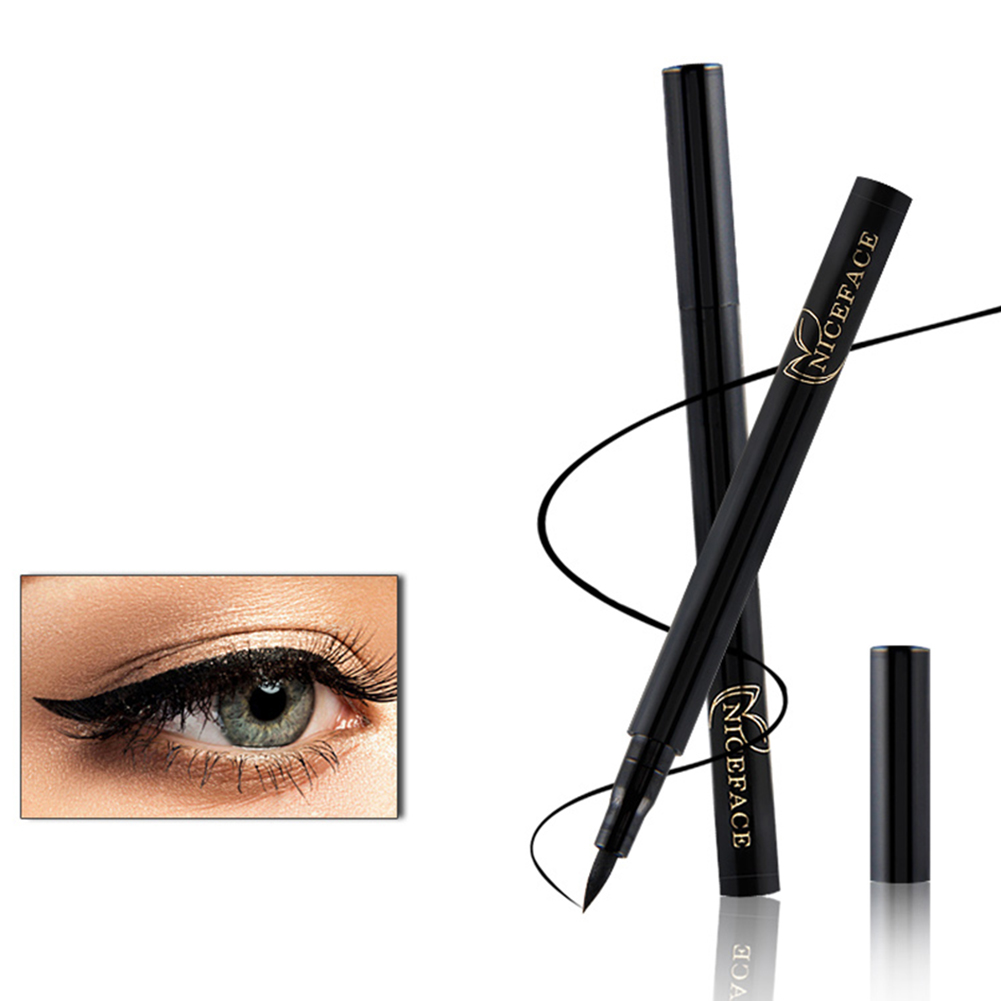 9Pcs Lady Makeup Kits Mascara Eyeliner Eyebrow Pencil Lip Liner Liquid Lipstick