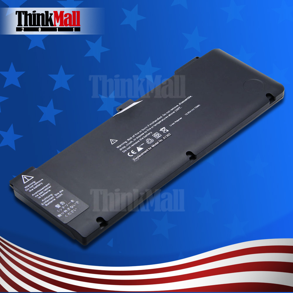 Battery For Apple MacBook Pro 15 Inch A1382 A1286 i7 Unibody 10.95V 73WH(China (Mainland))